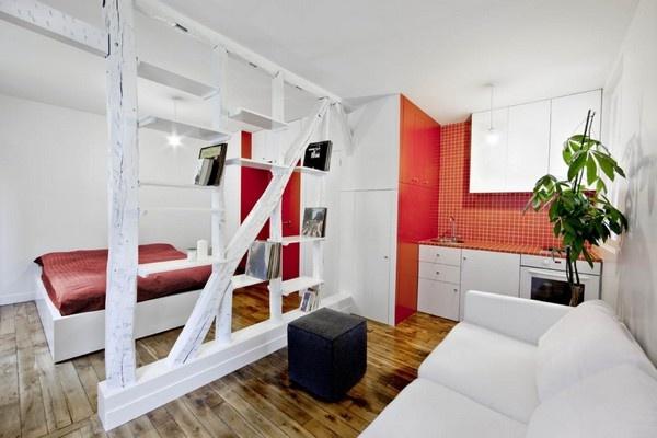 Chiêm ngưỡng 3 căn hộ rực rỡ có diện tích dưới 40m² 3