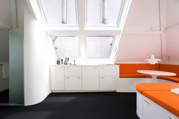 Chiêm ngưỡng 3 căn hộ rực rỡ có diện tích dưới 40m² 8