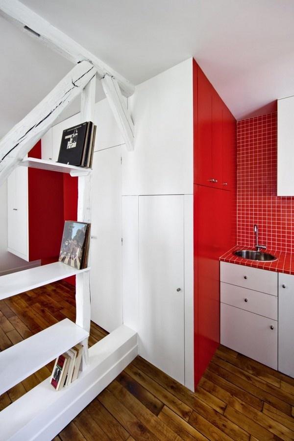 Chiêm ngưỡng 3 căn hộ rực rỡ có diện tích dưới 40m² 4