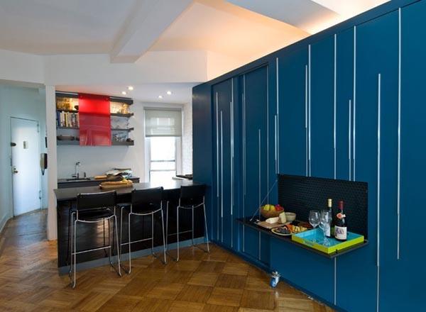 Chiêm ngưỡng 3 căn hộ rực rỡ có diện tích dưới 40m² 10