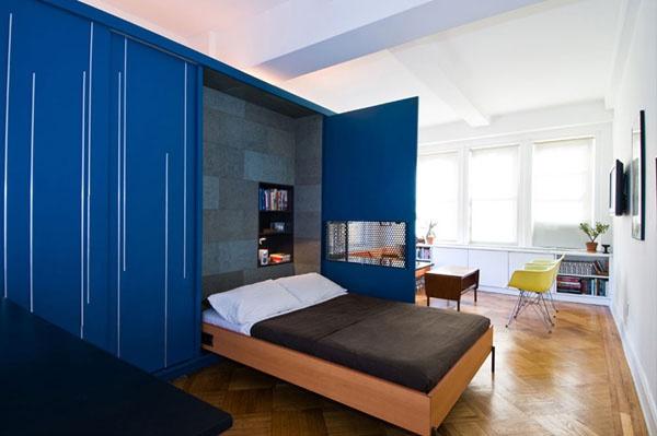 Chiêm ngưỡng 3 căn hộ rực rỡ có diện tích dưới 40m² 11