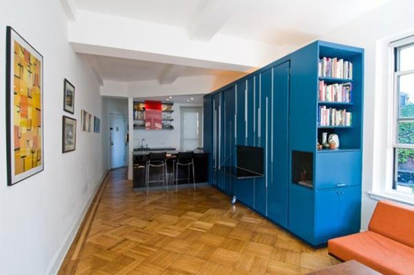 Chiêm ngưỡng 3 căn hộ rực rỡ có diện tích dưới 40m² 12