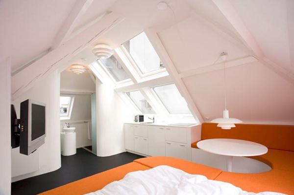 Chiêm ngưỡng 3 căn hộ rực rỡ có diện tích dưới 40m² 7