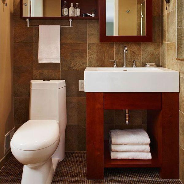 5 loại kệ lưu trữ khăn tiện dụng trong phòng tắm 1