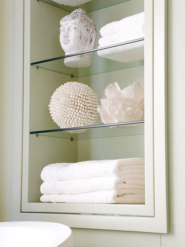 5 loại kệ lưu trữ khăn tiện dụng trong phòng tắm 14
