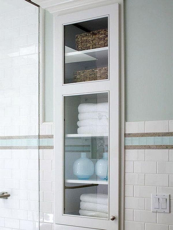 5 loại kệ lưu trữ khăn tiện dụng trong phòng tắm 15