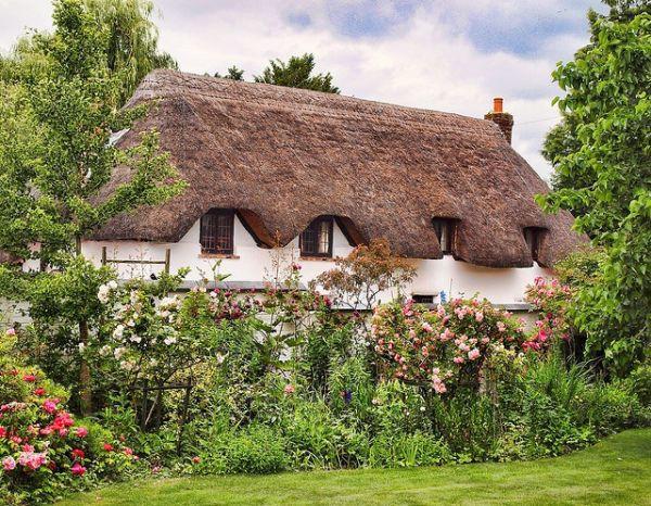 Chiêm ngưỡng những ngôi nhà cổ tích giữa đời thực 14