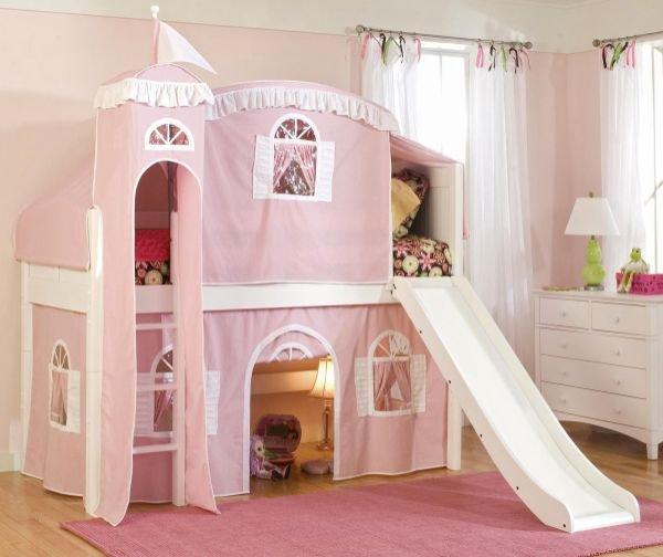 Những mẫu giường ngủ tuyệt hảo cho phòng bé 4