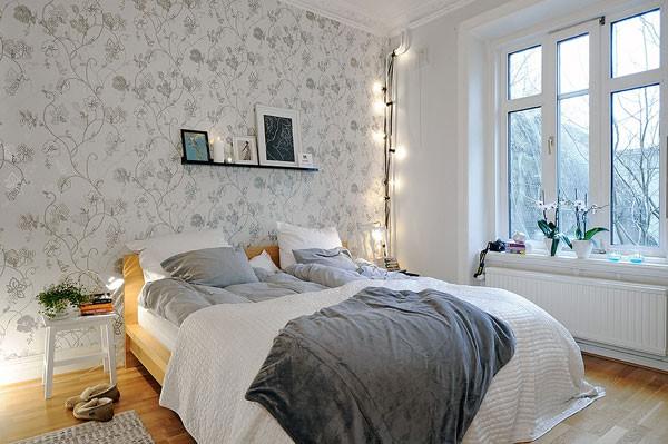 Căn hộ 56m² hai phòng ngủ tuyệt đẹp nhờ khéo bài trí 11