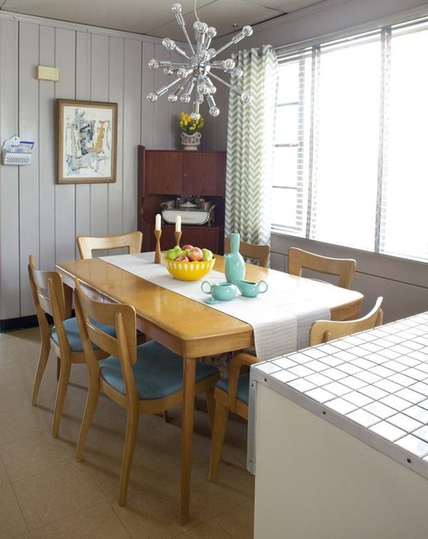 Ngắm căn bếp trong mơ theo phong cách vintage 3