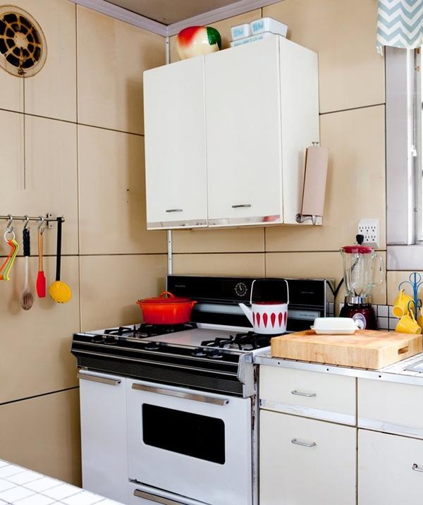 Ngắm căn bếp trong mơ theo phong cách vintage 6