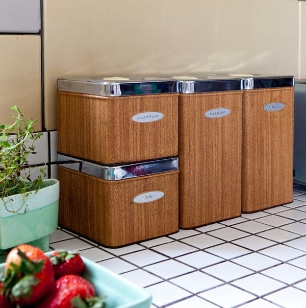 Ngắm căn bếp trong mơ theo phong cách vintage 11