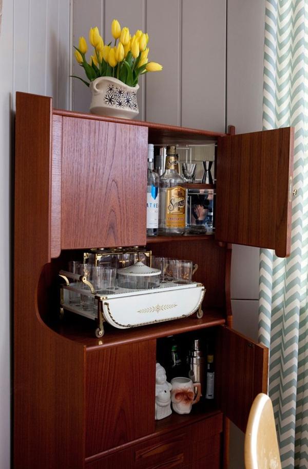 Ngắm căn bếp trong mơ theo phong cách vintage 13