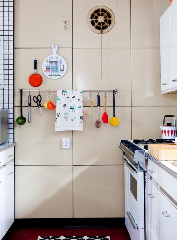 Ngắm căn bếp trong mơ theo phong cách vintage 7