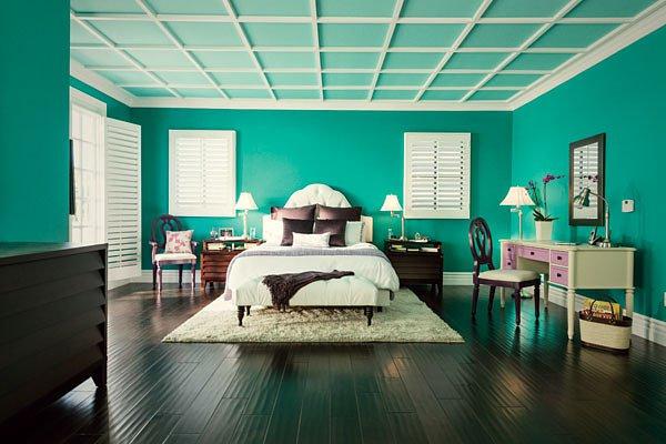 Phòng ngủ thư giãn với 3 gam màu tuyệt đẹp 8