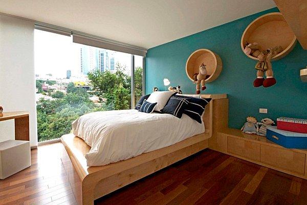Phòng ngủ thư giãn với 3 gam màu tuyệt đẹp 9