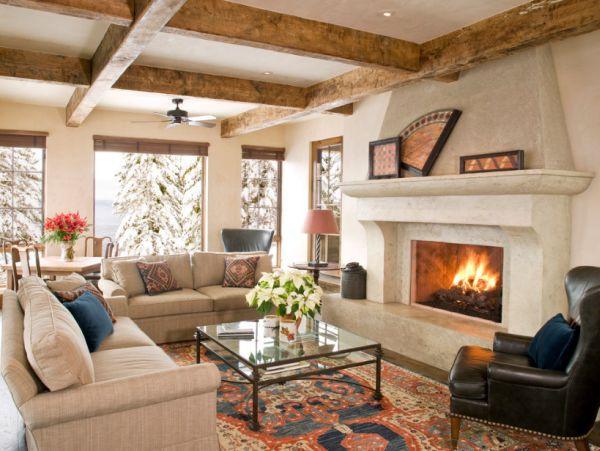 """5 cách trang trí nhà giúp """"đánh tan"""" giá lạnh mùa đông 4"""