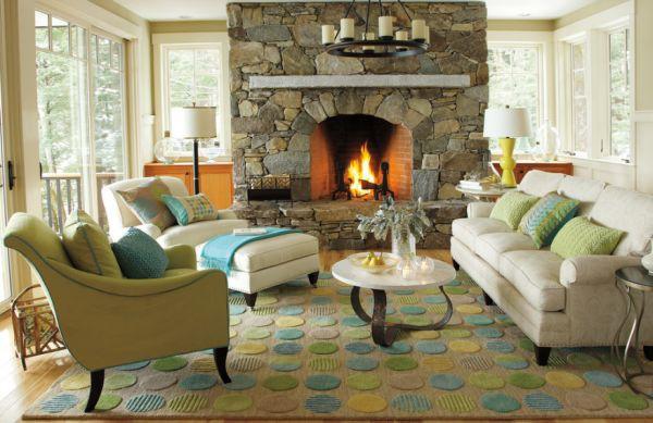 """5 cách trang trí nhà giúp """"đánh tan"""" giá lạnh mùa đông 5"""