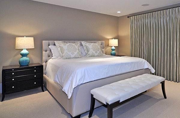 Phòng ngủ thư giãn với 3 gam màu tuyệt đẹp 3