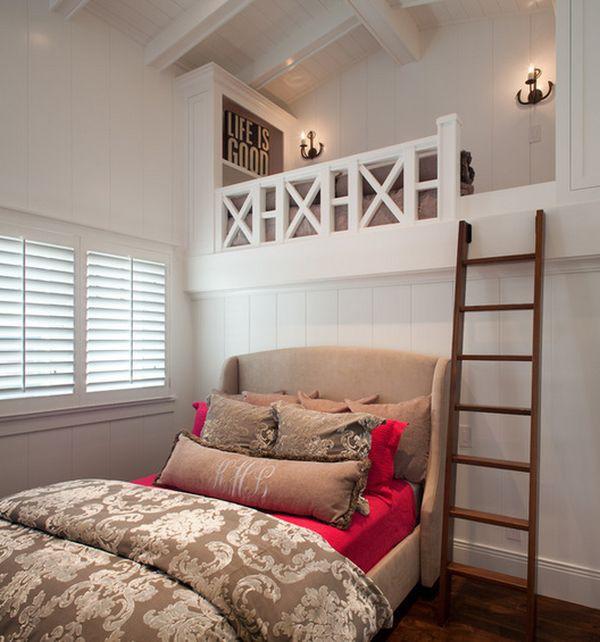 Nới rộng phòng ngủ của trẻ nhờ bài trí nội thất sáng tạo 7