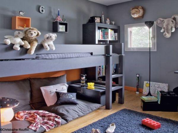 Nới rộng phòng ngủ của trẻ nhờ bài trí nội thất sáng tạo 2