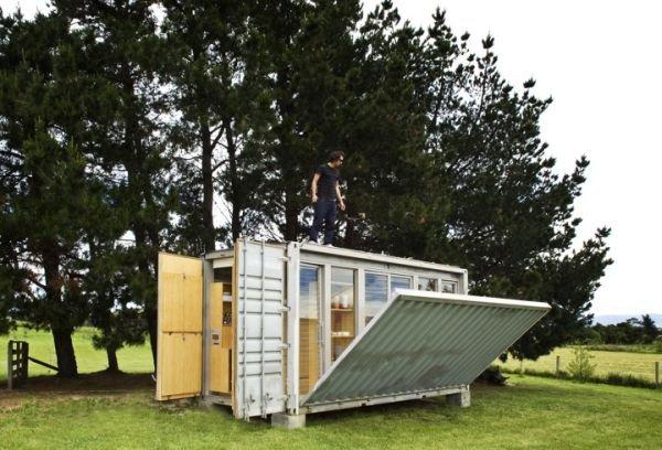 Nhà container - thiết kế nhà mơ ước cho bất cứ ai 1
