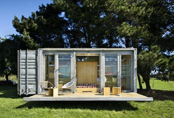 Nhà container - thiết kế nhà mơ ước cho bất cứ ai 10