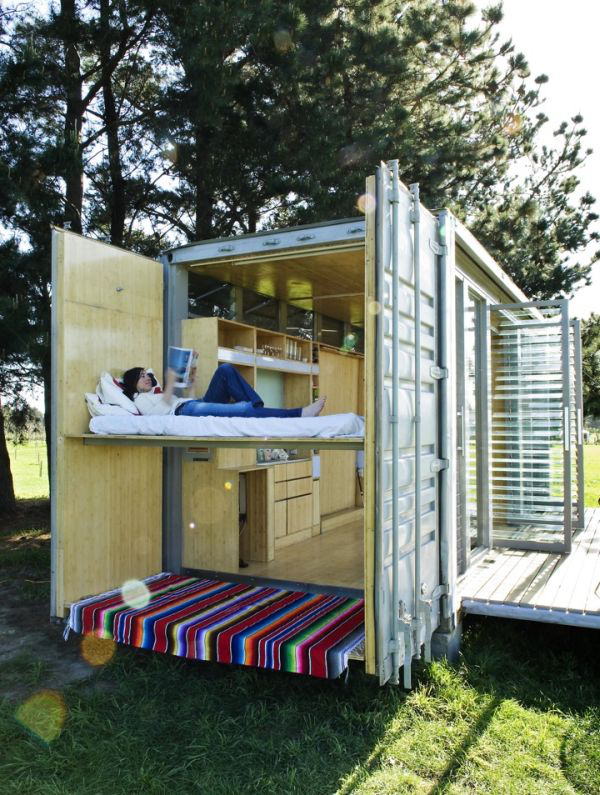 Nhà container - thiết kế nhà mơ ước cho bất cứ ai 9