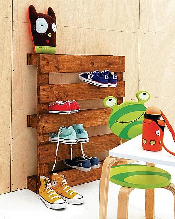 Giải pháp lưu trữ giày dép khoa học trong nhà nhỏ 4