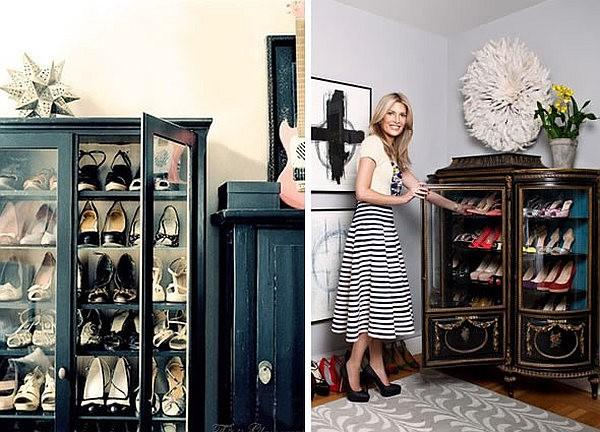 Giải pháp lưu trữ giày dép khoa học trong nhà nhỏ 2