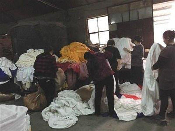 xưởng quần áo