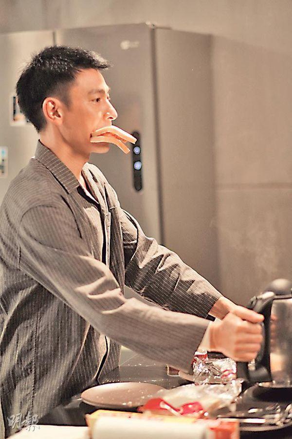 Lưu Đức Hoa trở thành kẻ ham ăn, nát rượu 4