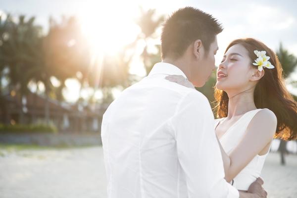 ảnh cưới Á hậu Diễm Trang