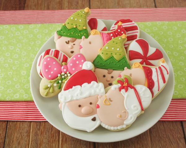 Trang trí bánh cookie