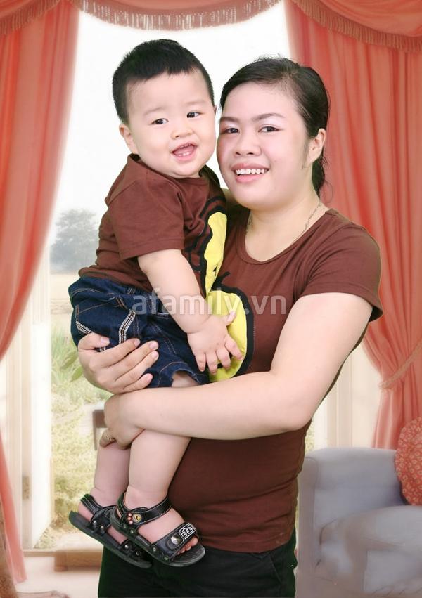Mẹ Bùm chia sẻ cách dạy con tự tin từ bé  6