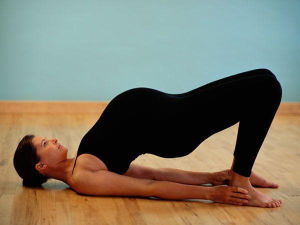 6 bài tập thể dục tốt nhất cho bà bầu 6