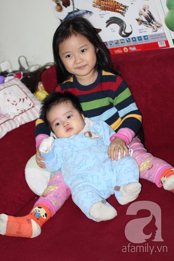 Gặp bà mẹ có nhiều bí quyết nuôi con khéo 2