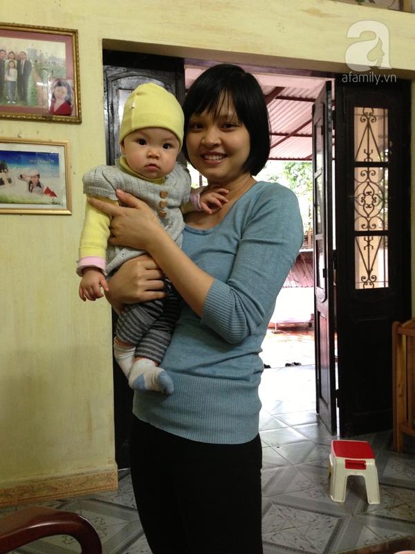 Chia sẻ thú vị của một bà mẹ chăm con đầu lòng mát tay 2