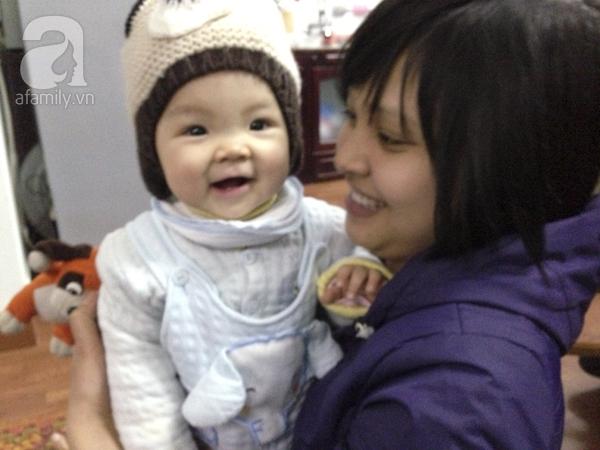 Chia sẻ thú vị của một bà mẹ chăm con đầu lòng mát tay 5