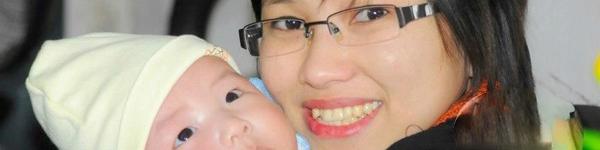 Chia sẻ thú vị của một bà mẹ chăm con đầu lòng nhàn tênh  7