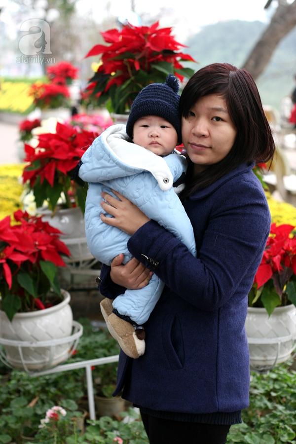 Chia sẻ thú vị của một bà mẹ chăm con đầu lòng nhàn tênh  4