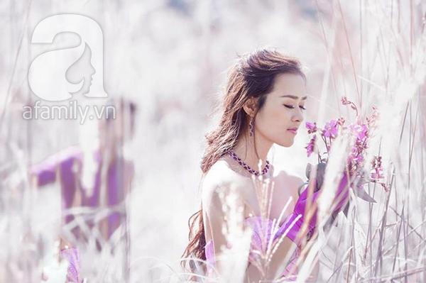 Cựu hot girl Diệp Bảo Ngọc mộc mạc với vai trò làm mẹ 2