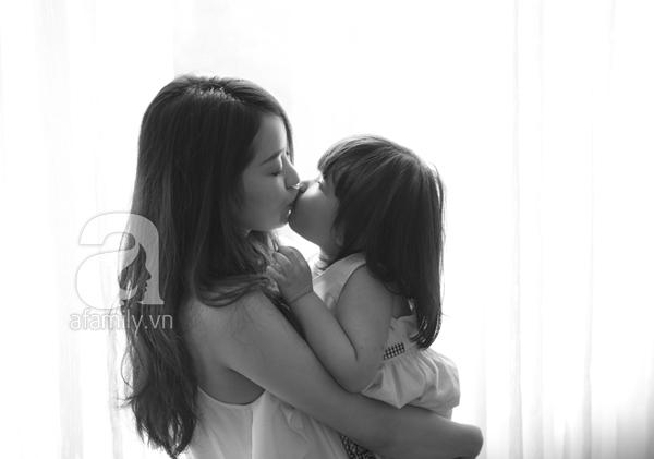 Chuyện làm mẹ của hot girl đình đám một thời - Mi Vân 5