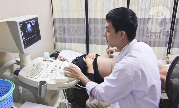 Cận cảnh quá trình sàng lọc dị tật bẩm sinh thai nhi tại viện Việt Nhật 1