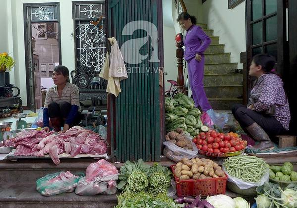 Giá thịt bò, thịt lợn tăng, rau xanh giảm nhưng chất lượng kém ngon 1