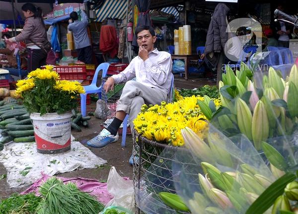 Thị trường thực phẩm đắt hàng từ chợ thật đến mạng ảo 3