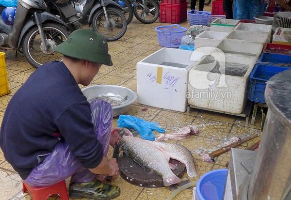 Giá hoa quả rẻ chưa từng thấy, giá hải sản tăng chóng mặt 4