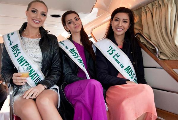 thúy vân hoa hậu quốc tế 4