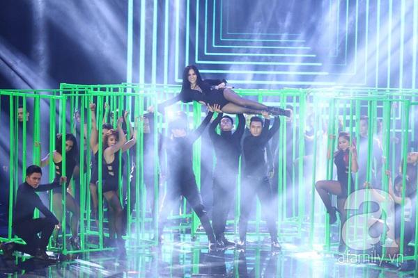 chung kết the remix 16