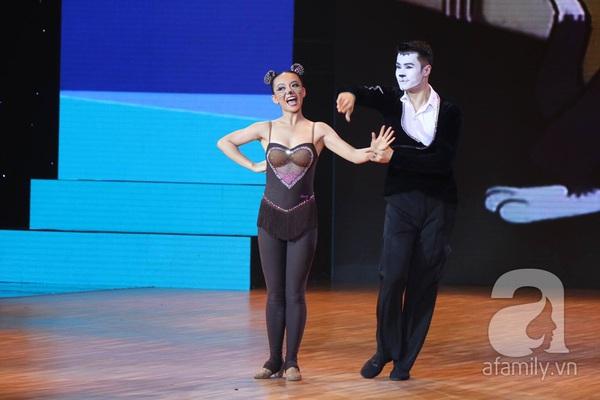 cuộc thi bước nhảy hoàn vũ 4